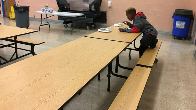 Orchard Ridge breaks down barriers with family dinner, resource fair