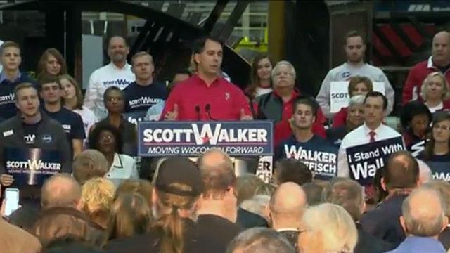 Walker launches bid for third term