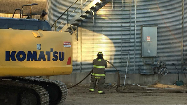 Rio fire destroys dairy barn