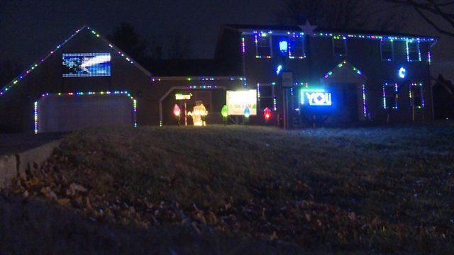 Azalea Lights bring holiday cheer