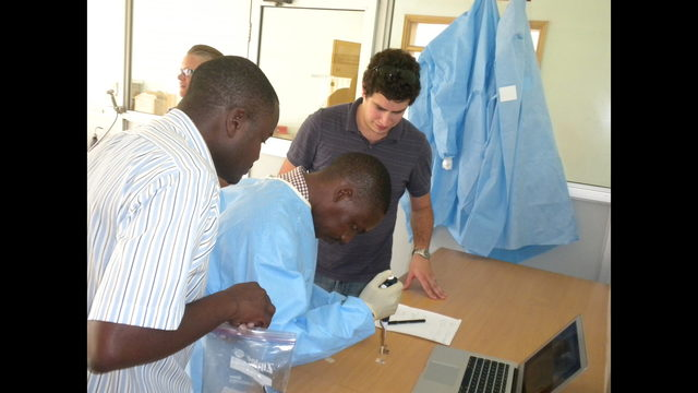 UW-Madison professor develops new tuberculosis test to send to Africa