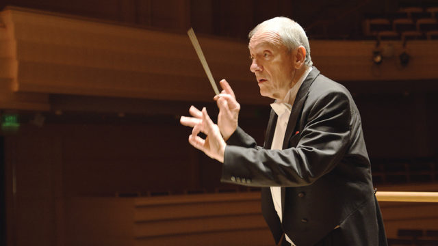 Meet the man behind the Madison Symphony Orchestra for the past 25 years