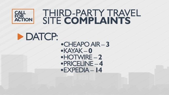 Call for Action: How to make sure third-party travel sites don't mess up your plans