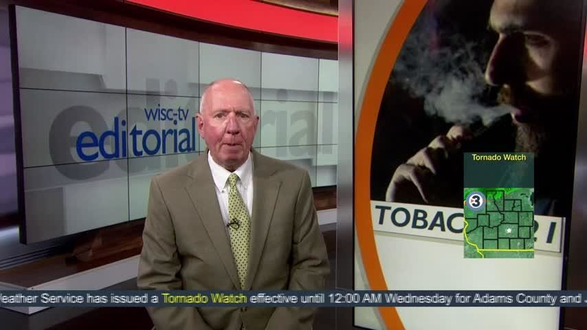 Editorial: Raise tobacco purchase age to 21