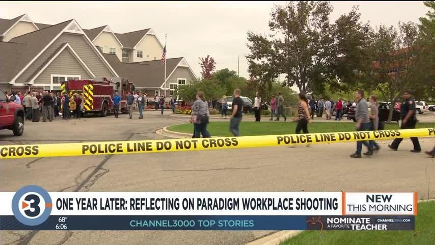 'The status quo is not acceptable:' Middleton PD chief calls for gun reform on shooting anniversary
