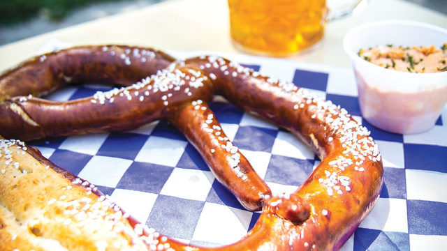 Go ahead, be salty with these 14 giant soft pretzels