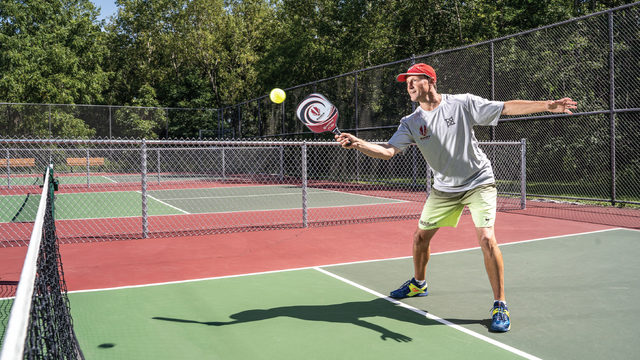 Madison's pied piper of pickleball