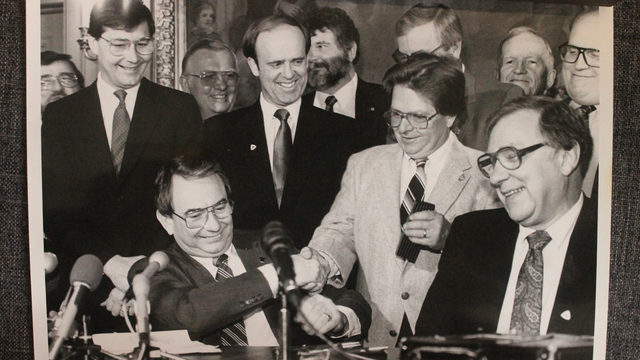 Tom Still: Morris Andrews made a difference in public education