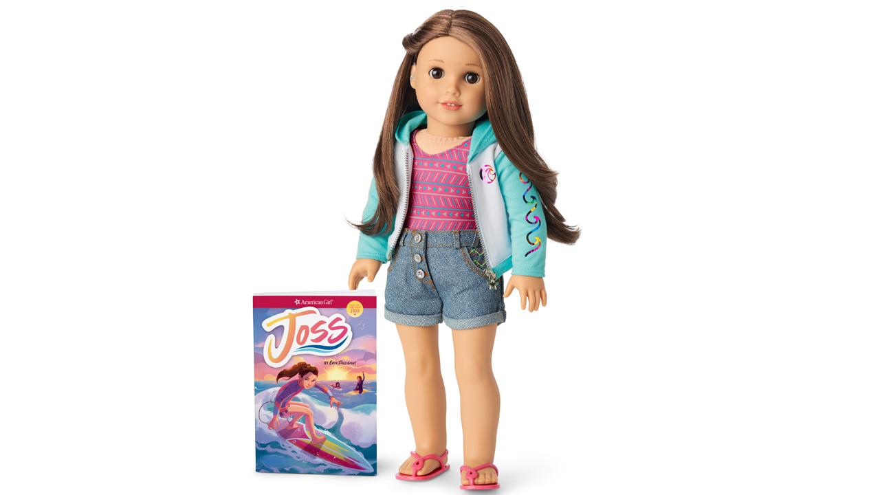 American Girl doll Joss