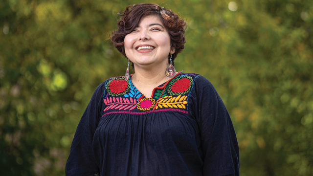 Araceli Esparza helps fellow Wisconsin Latinas find and raise up their voices