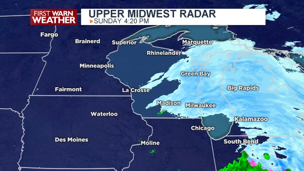 Upper Midwest Radar