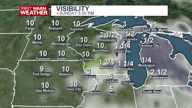 Visibility Map