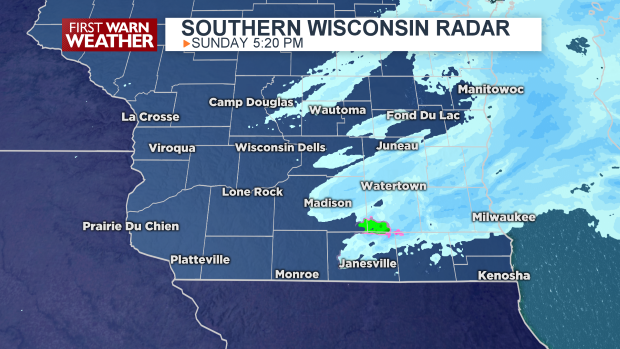 Southern Wisconsin Radar