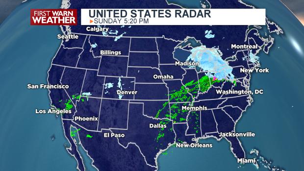 U.S. Radar