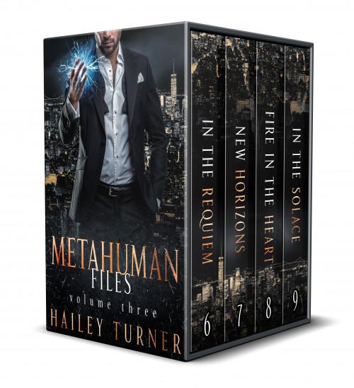 Metahuman Files Volume Three