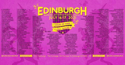 RARE Edinburgh