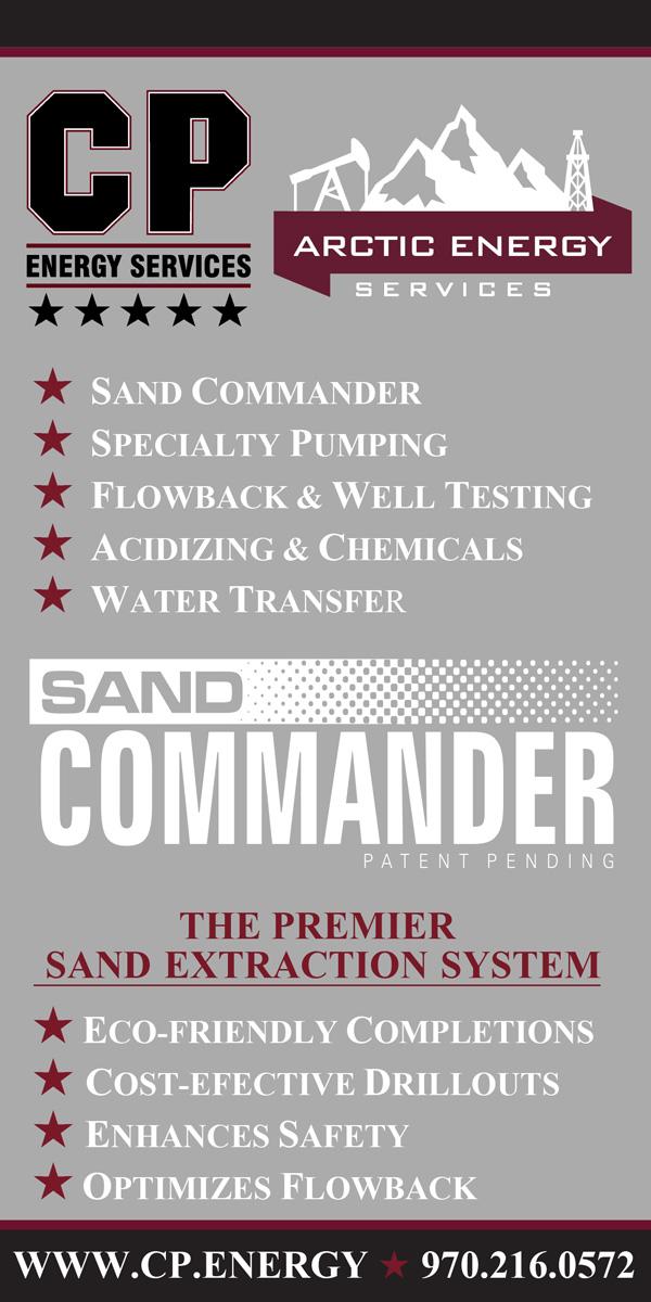 Sand commander banner