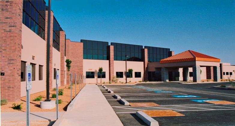 VERDE VALLEY MEDICAL CENTER - Cottonwood, AZ. 54,000 sq ft medical office and surgery center completed on a 260-day fast track schedule,