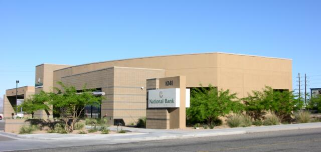 NATIONAL BANK OF ARIZONA - Lake Havasu City, AZ. A 6,065 sq ft full-service bank.