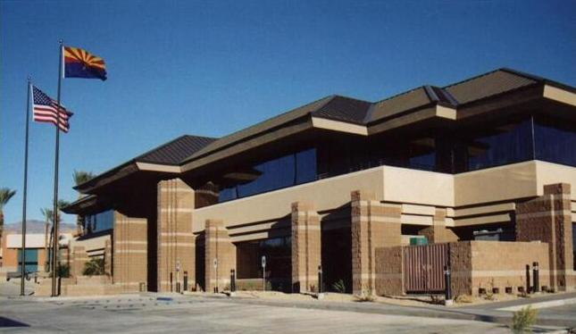 CITY CENTER EXECUTIVE PLAZA - Lake Havasu City, AZ. A 25,000 sq ft office complex.