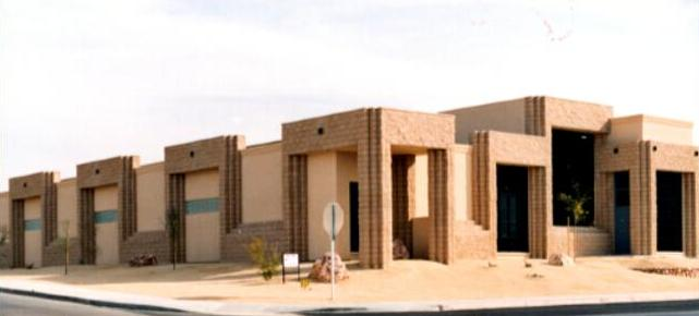 FAIBISOFF MEDICAL CENTER - Lake Havasu, AZ. A 5,870 sq ft medical office equipped for outpatient surgical procedures.