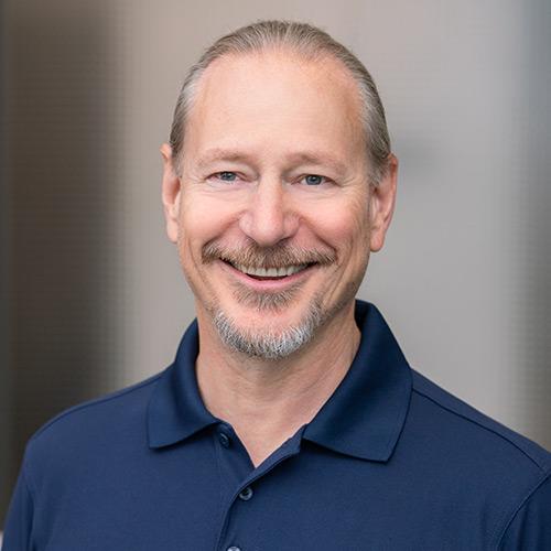 Steve Hechtman headshot