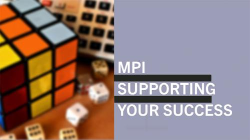 MPI distributor supporting your success