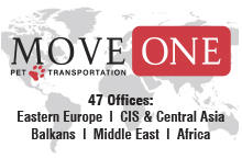 Move One Pet Transportation (DXB)