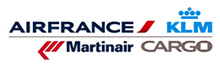 Air France - KLM Cargo - Martinair Cargo