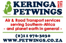 Petwings / A Div. of Keringa International