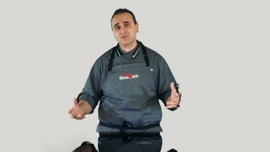 Chef Frank Previews the ISRI2019 Menu