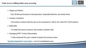 Webinar: Paper and Plastic Market Update