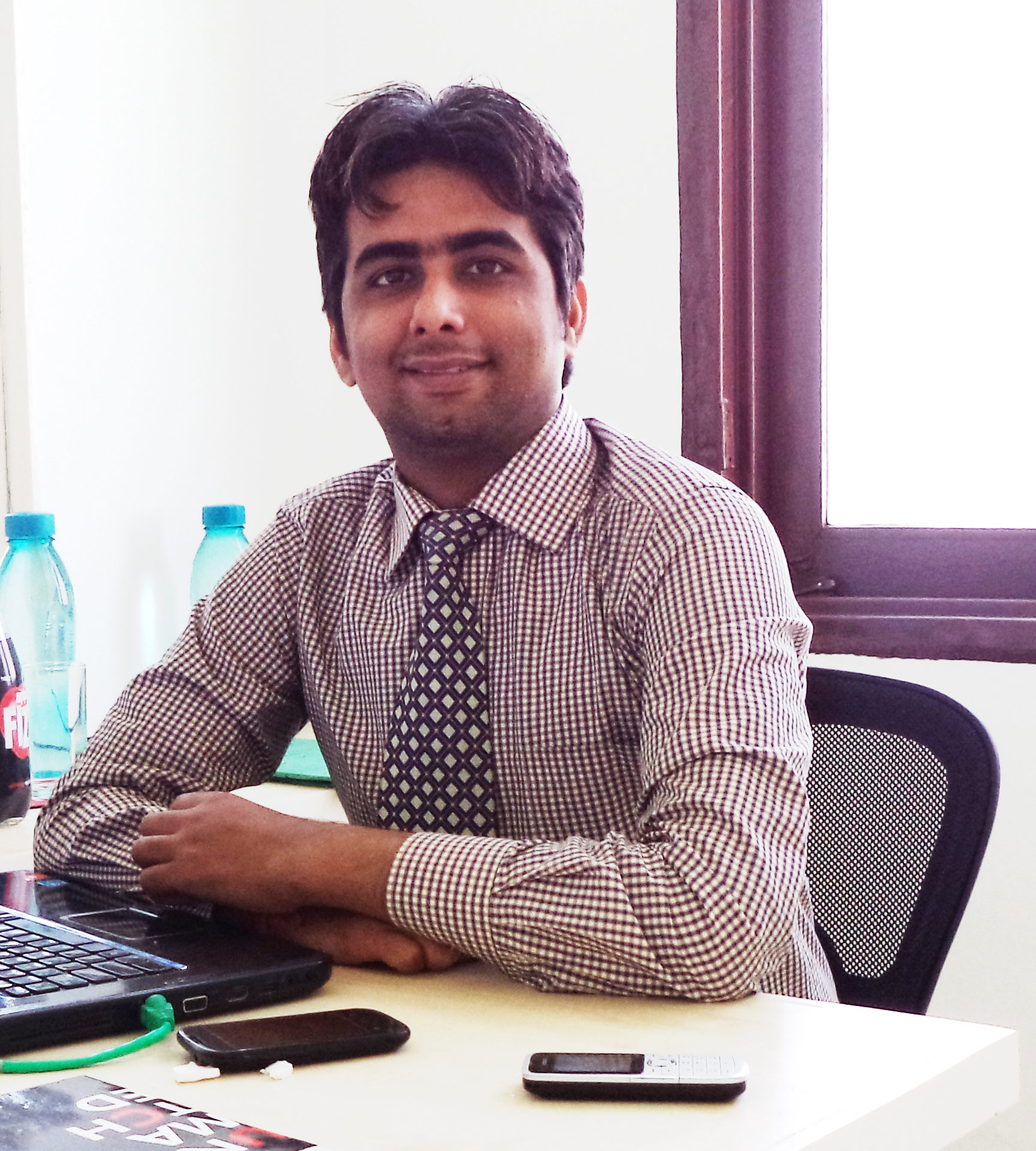 Nitin Saluja - Ph.D. (Engg). - Subject Matter Expert from Kolabtree