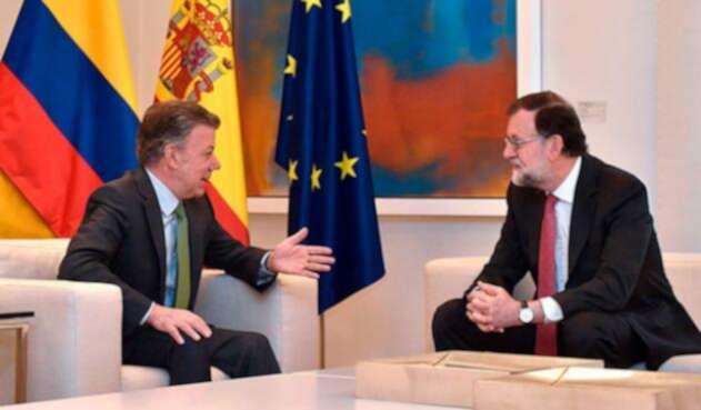 Juan-Manuel-Santos-Mariano-Rajoy-AFP.jpg