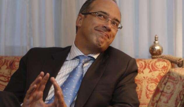 Juan Carlos Echeverry Presidente De Ecopetrol Ofrezco Disculpas Y Lamentamos Lo De Reficar
