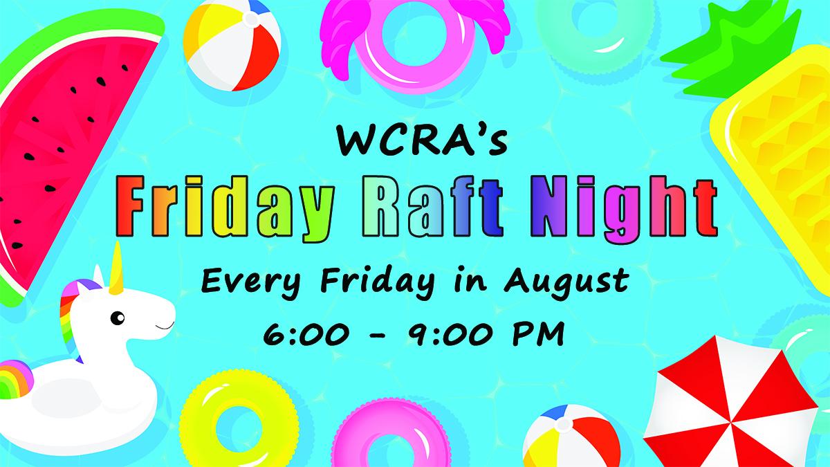 Friday Raft Night