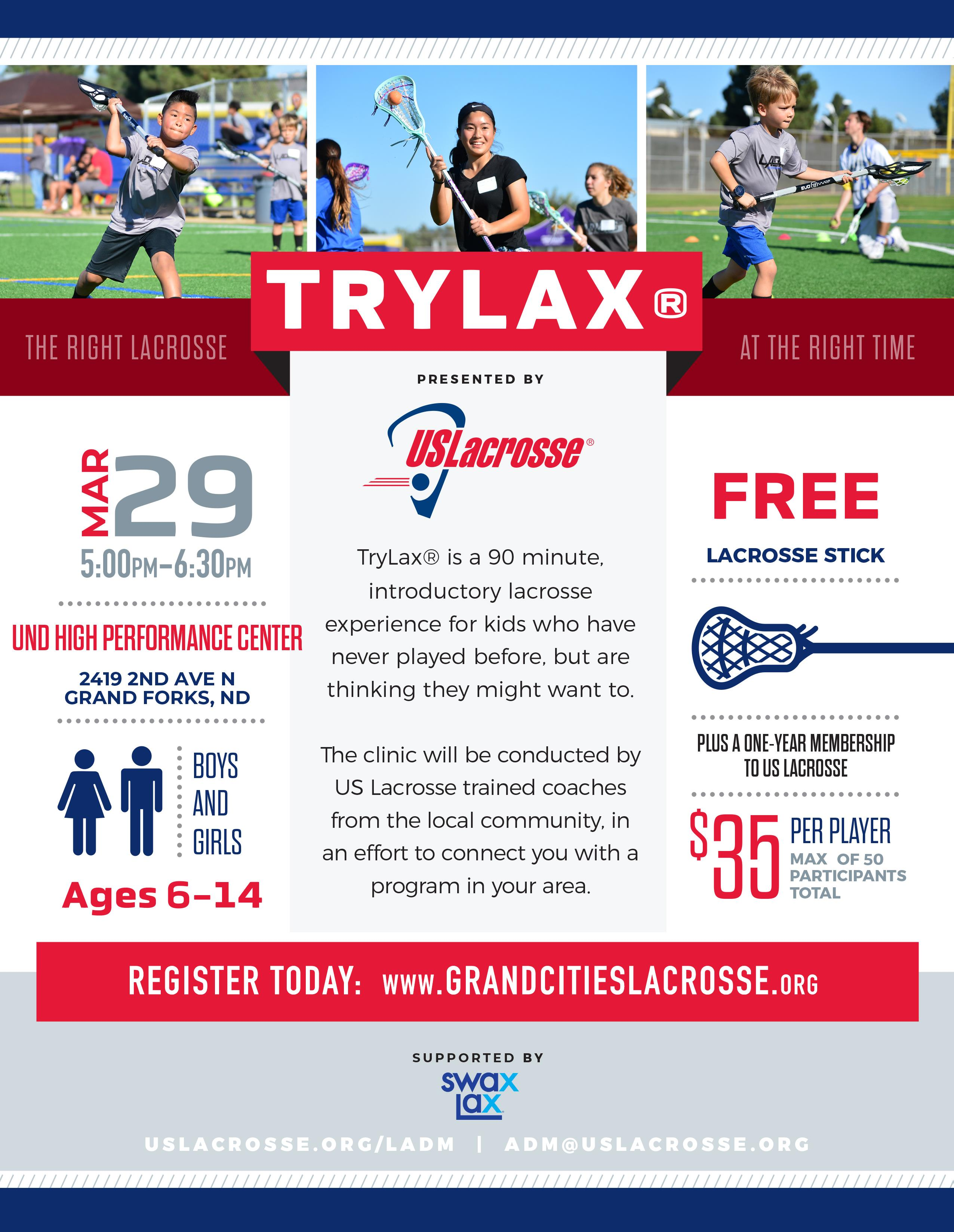 2020 TryLAX event