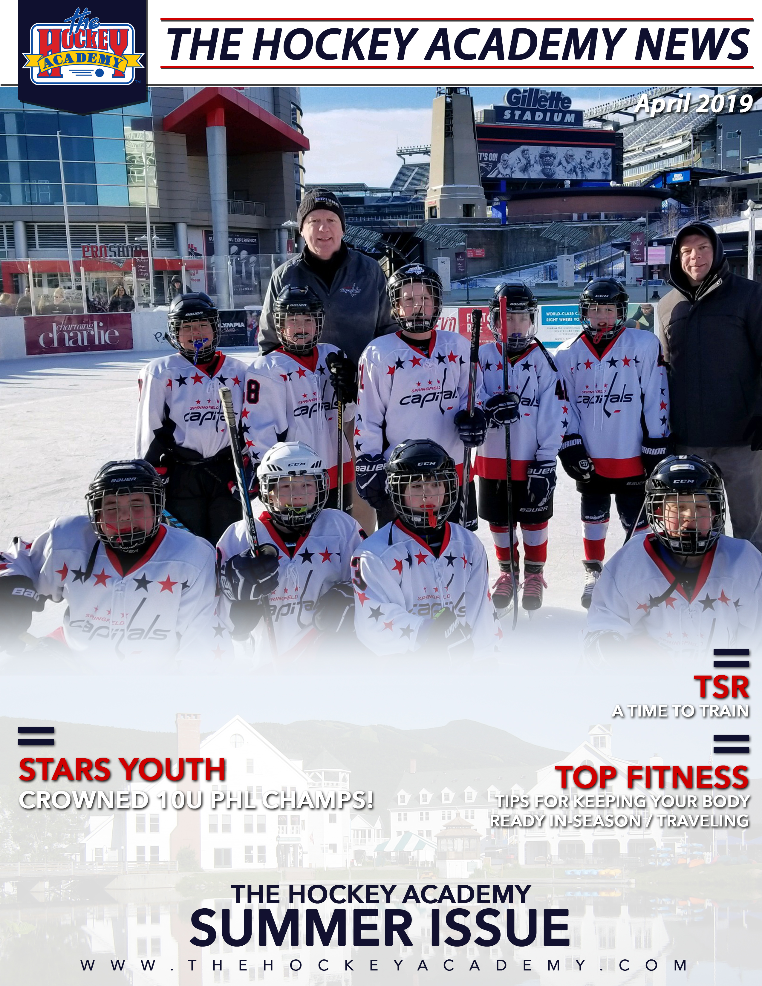 The Hockey Academy Tournaments