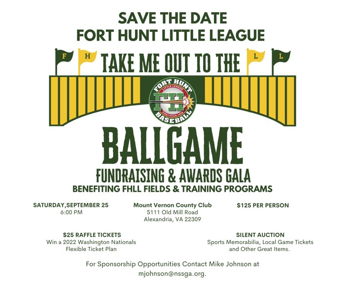 2021 Gala - Save the Date Sept 25