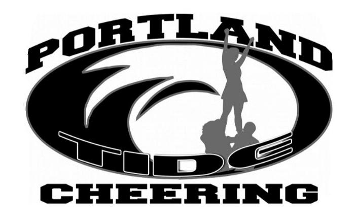 Portland Tide Cheering