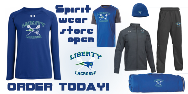 Spirit Wear store open