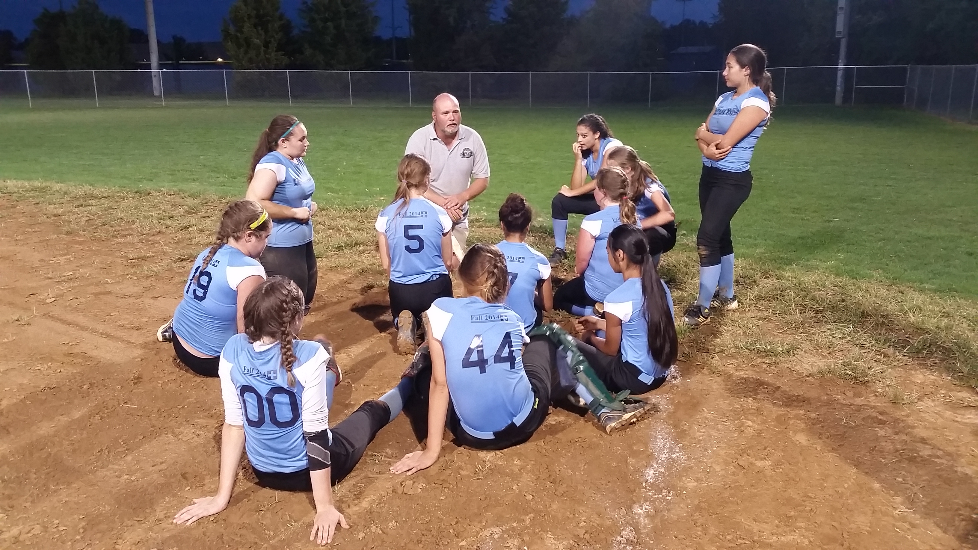 Opinion Northern virginia girls softball something is