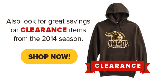 Spirit Wear Clearance