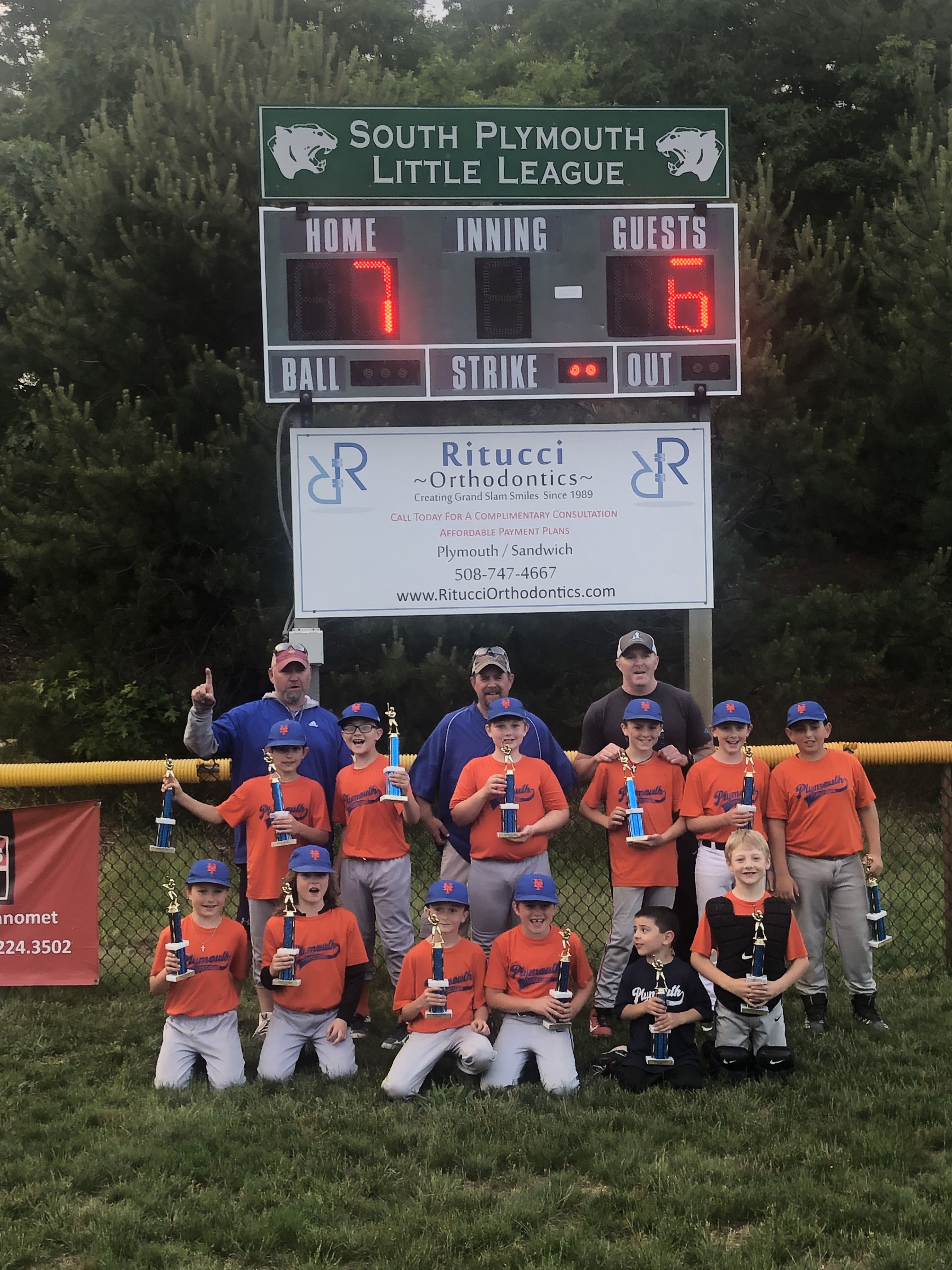 Plymouth Little League Baseball