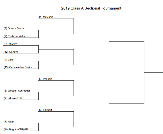 Sectional Bracket