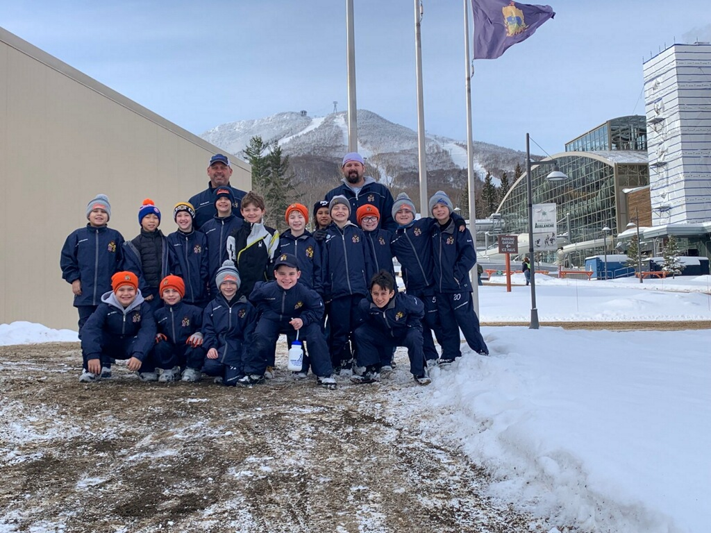Nassau County's U9 Lions recently took part in the Green Mountain Avalanche Series Tournament at Jay Peak Resort in Vermont at the Ice Haus Arena