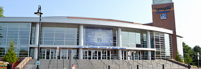Tsongas Center at U-Mass Lowell