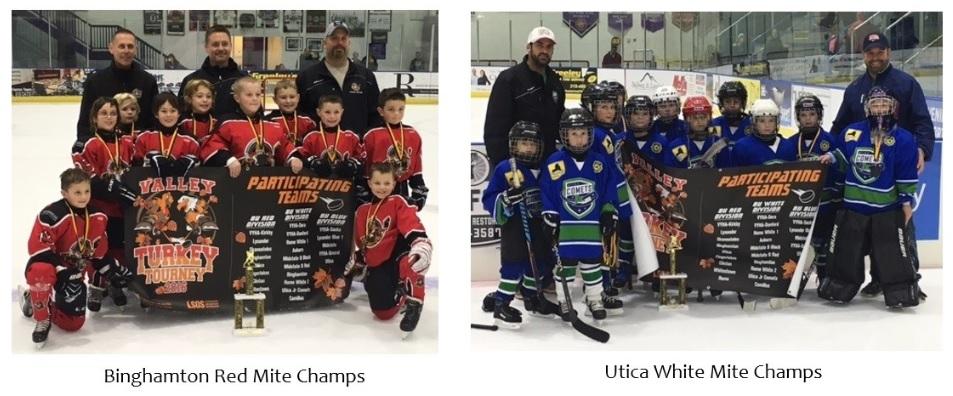 VYHA 2018 Turkey Tourney   Valley Youth Hockey Association