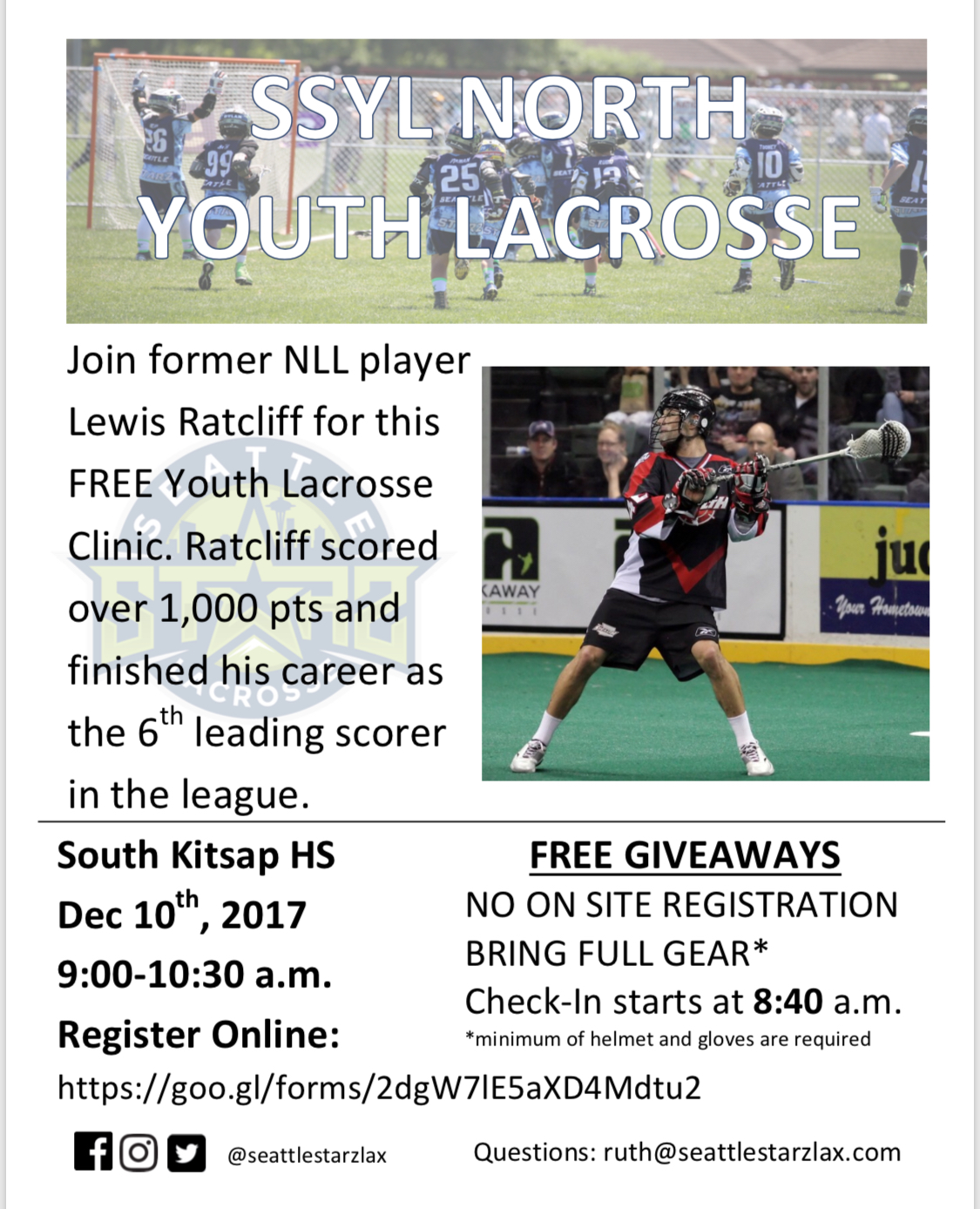 Kitsap Youth Lacrosse Association