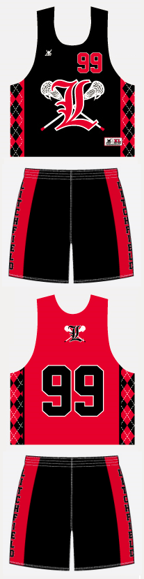 LLA Reversible Tank Top Uniform